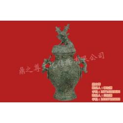 甘肃青铜器礼品|鼎之尊|青铜器礼品厂