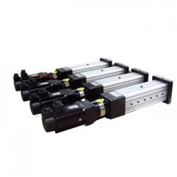 四川大功率精密伺服电动缸-重型电动缸推杆I