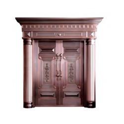 哪里可以买到实惠的工艺铜门 单开铜门