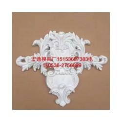 宏通石膏模具质量好的石膏线模具新品上市-
