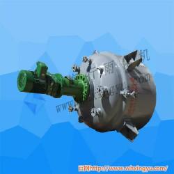 磁力耦合器 威海行雨化机 不锈钢反应釜生产