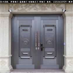 清丰县庭院铜大门(电动铜门)价格低-品质