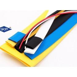 供应PE热缩套管,PE绝缘套管,耐高温125°热缩套管