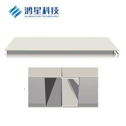 生产定制净化板 医用洁净板 玻镁净化板岩棉保温板
