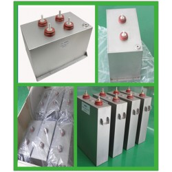 定做MFO脉冲电容器反峰20% 2500uf 2000vdc