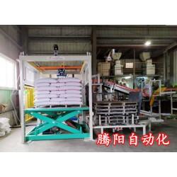 码垛机的广泛应用不仅可以提高产品质量和产量