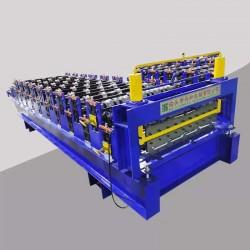兴和压瓦机定做840/900双层压瓦机