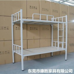 员工上下铺 学校双层床 康胜家具工厂批发可定制