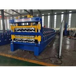 兴和压瓦机厂家定做840/900双层压瓦机