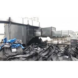 苏州炭旋风昆山柱状活性炭安装