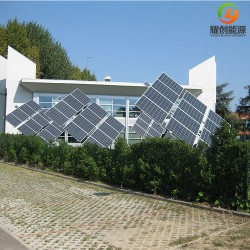 太阳能离网系统 牧区离网光伏发电系统 野外太阳能供电系统