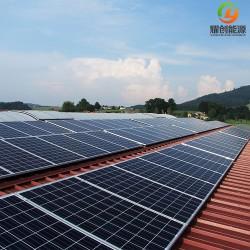 家用储能系统5000瓦离网光伏发电云南家用养殖太阳能离网供电