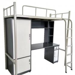 定制宿舍公寓床 二氧化碳焊接 牢固静音 厂家供应
