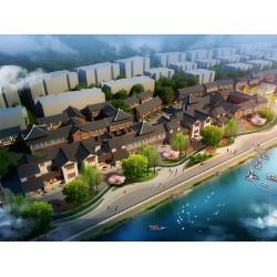 新艺标环艺 重庆建筑规划设计 重庆古镇规划 重庆特色旅游规划
