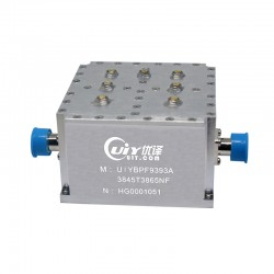 射频滤波器  腔体滤波器可支持定制