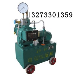 周口  厂家选择合适的试压泵设备的方法