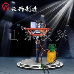 南阳ZQ-51轨枕螺栓钻取机这才是正确用法