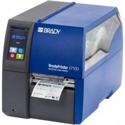 贝迪i7100工业标签打印机