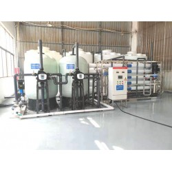 苏州纯水设备/电镀线清洗纯水设备/反渗透纯水设备